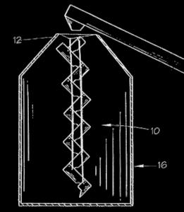 Cushion Flow Bean Ladder manufactured in North Dakota